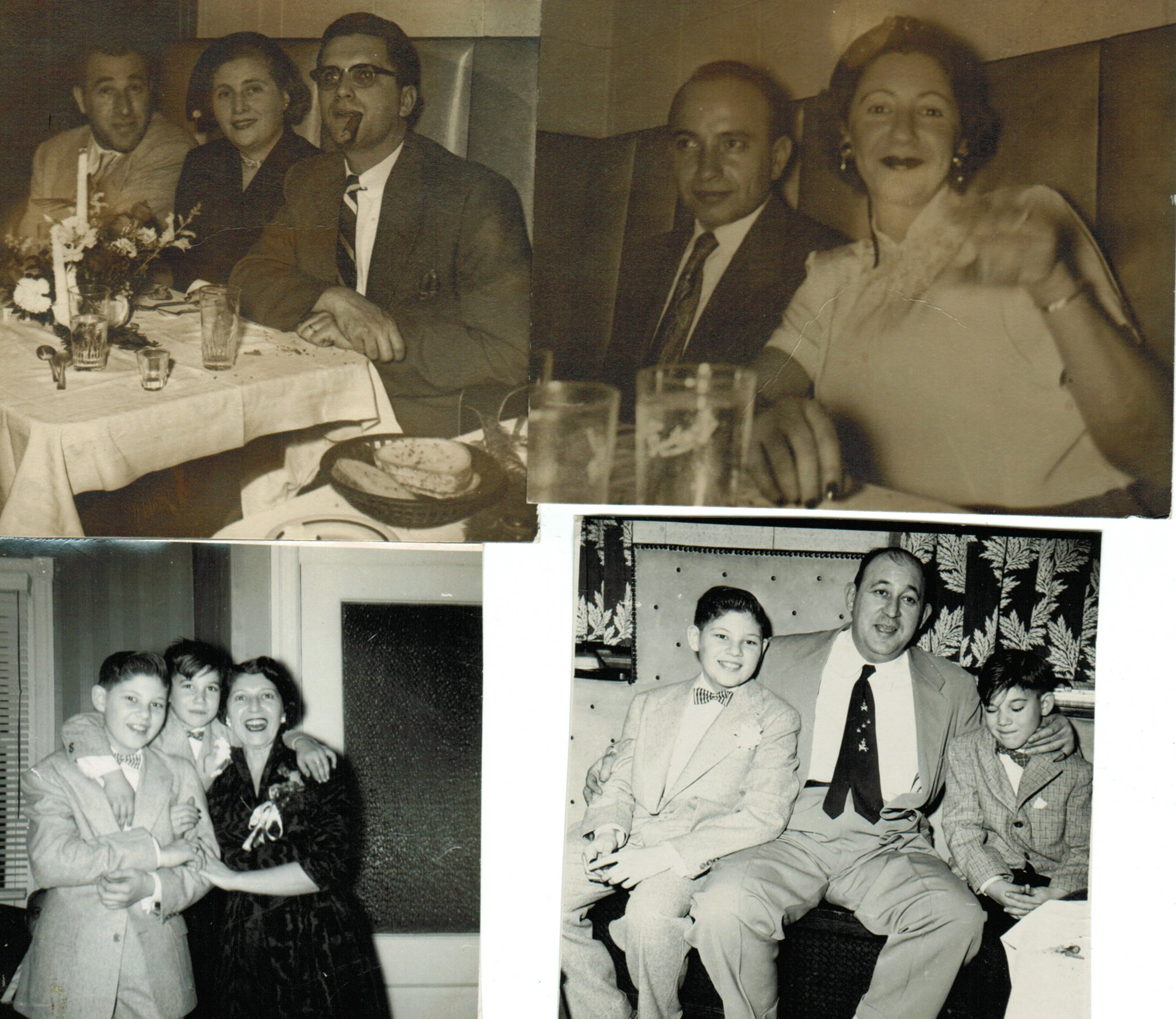 Richard%27s Bar Mitzvah - 1953 (1)